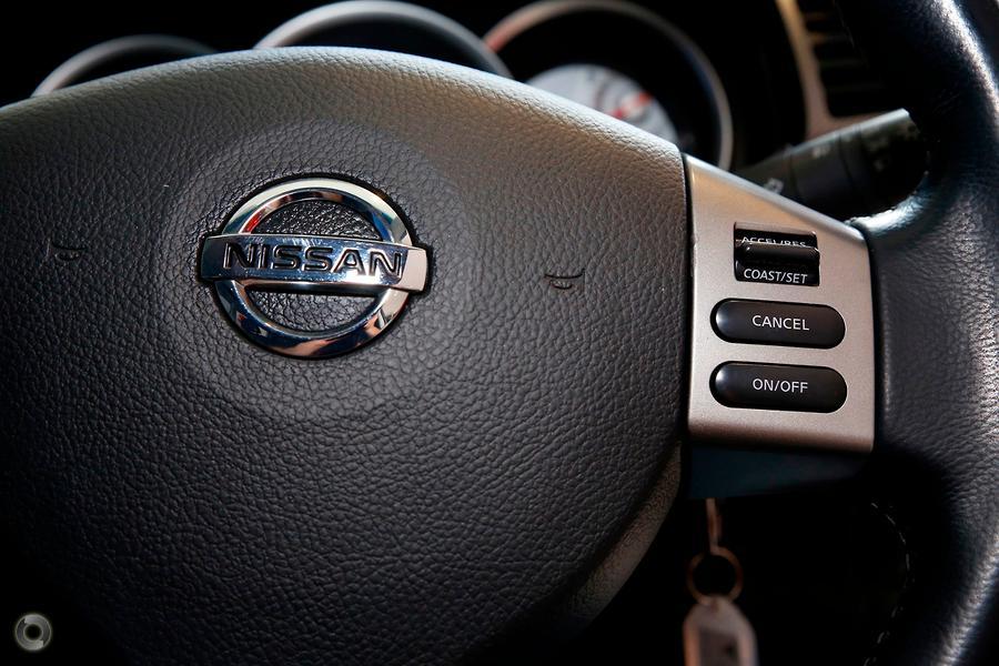 2010 Nissan Tiida Ti C11 S3