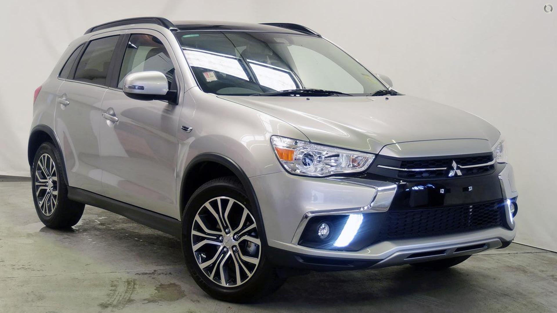2018 Mitsubishi Asx Xls