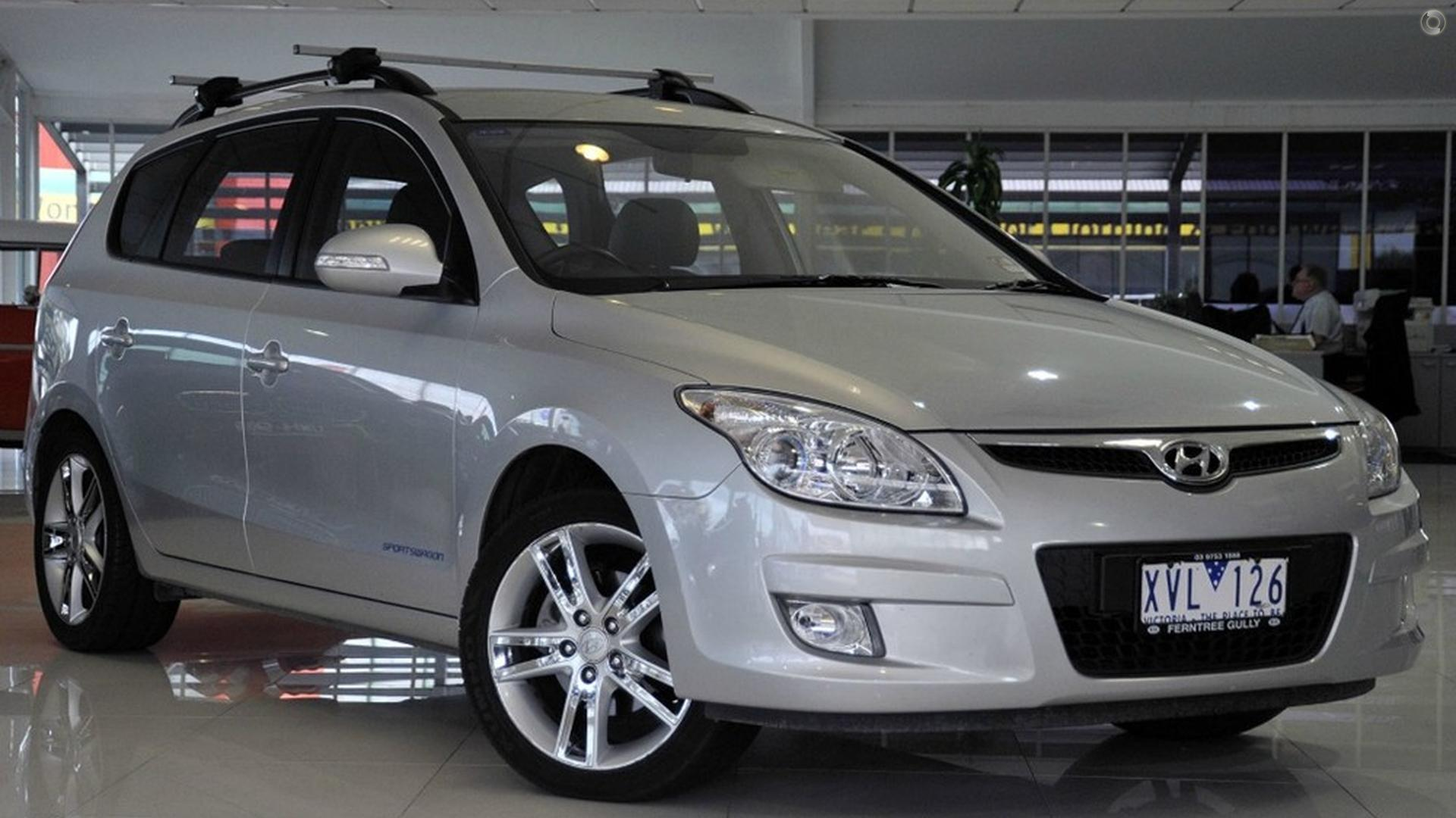 2010 Hyundai I30 Trophy FD