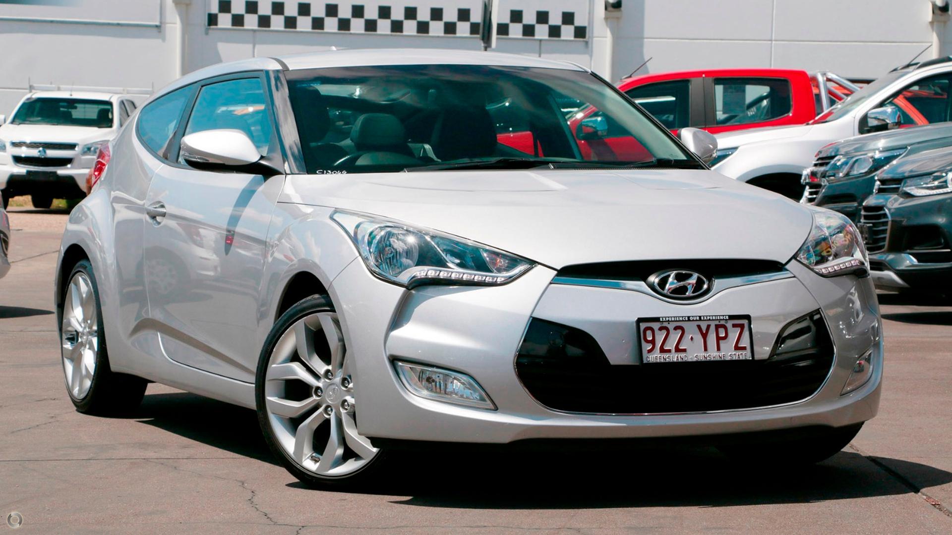 2014 Hyundai Veloster +