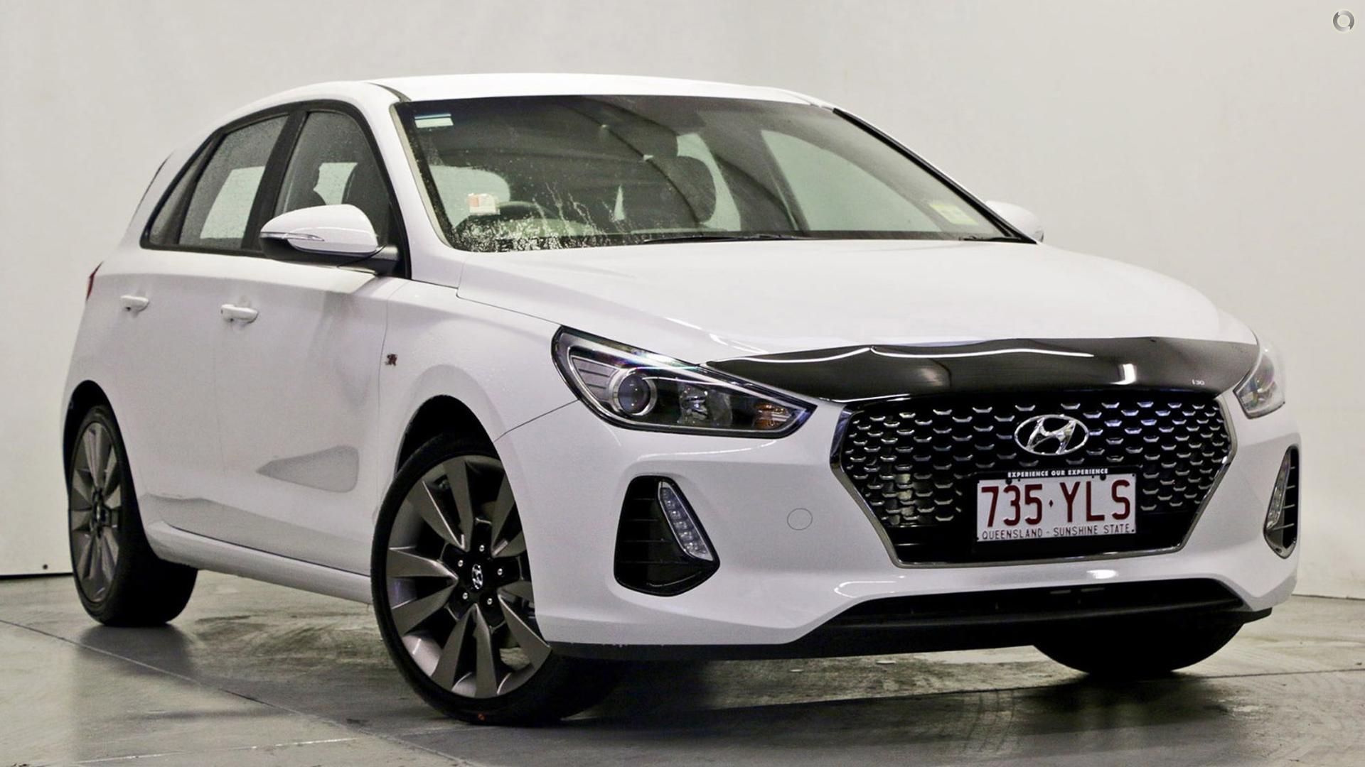 2018 Hyundai I30 Sr