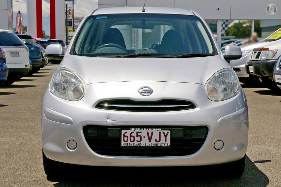 2010 Nissan Micra ST