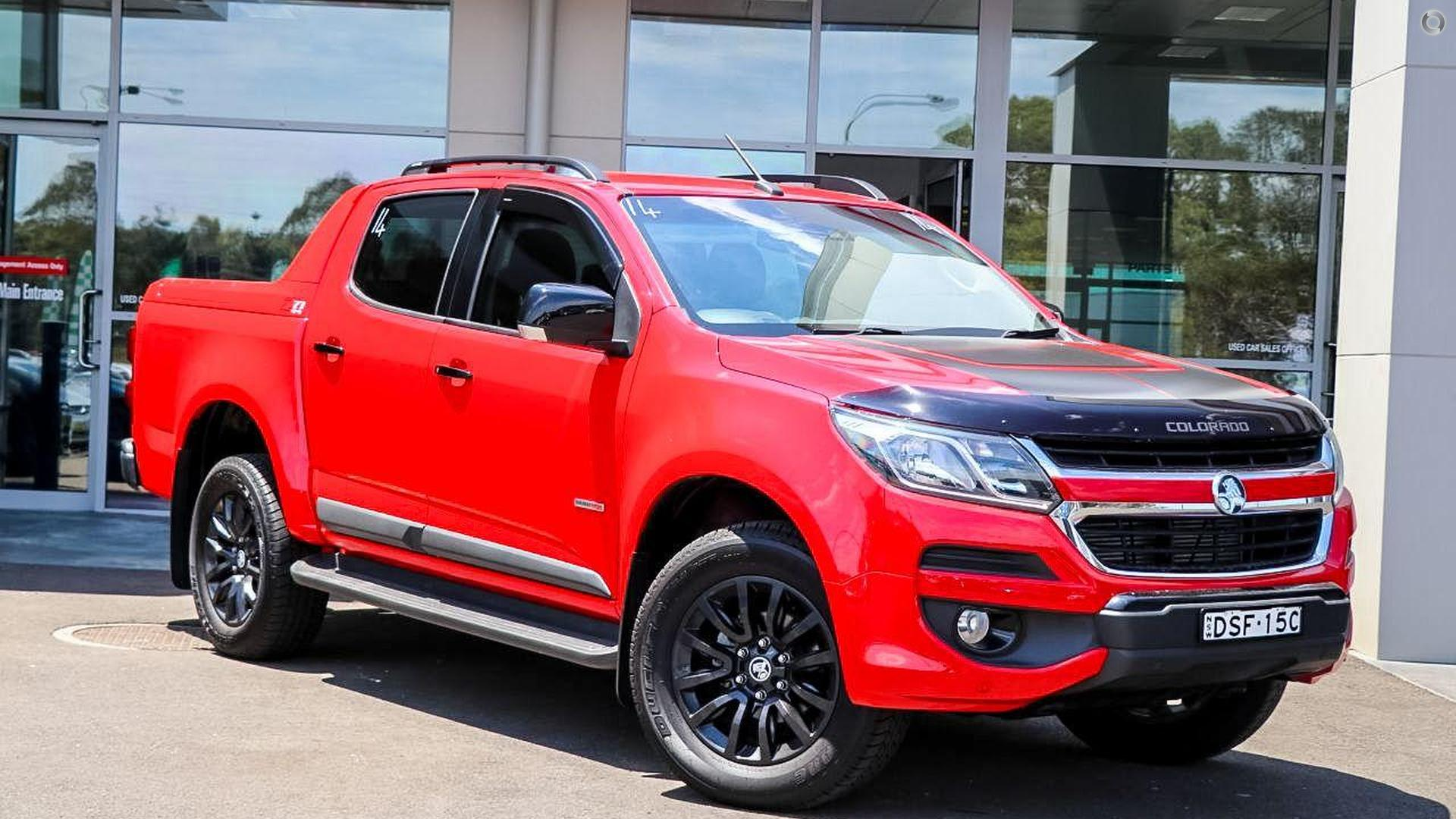 2016 Holden Colorado Z71