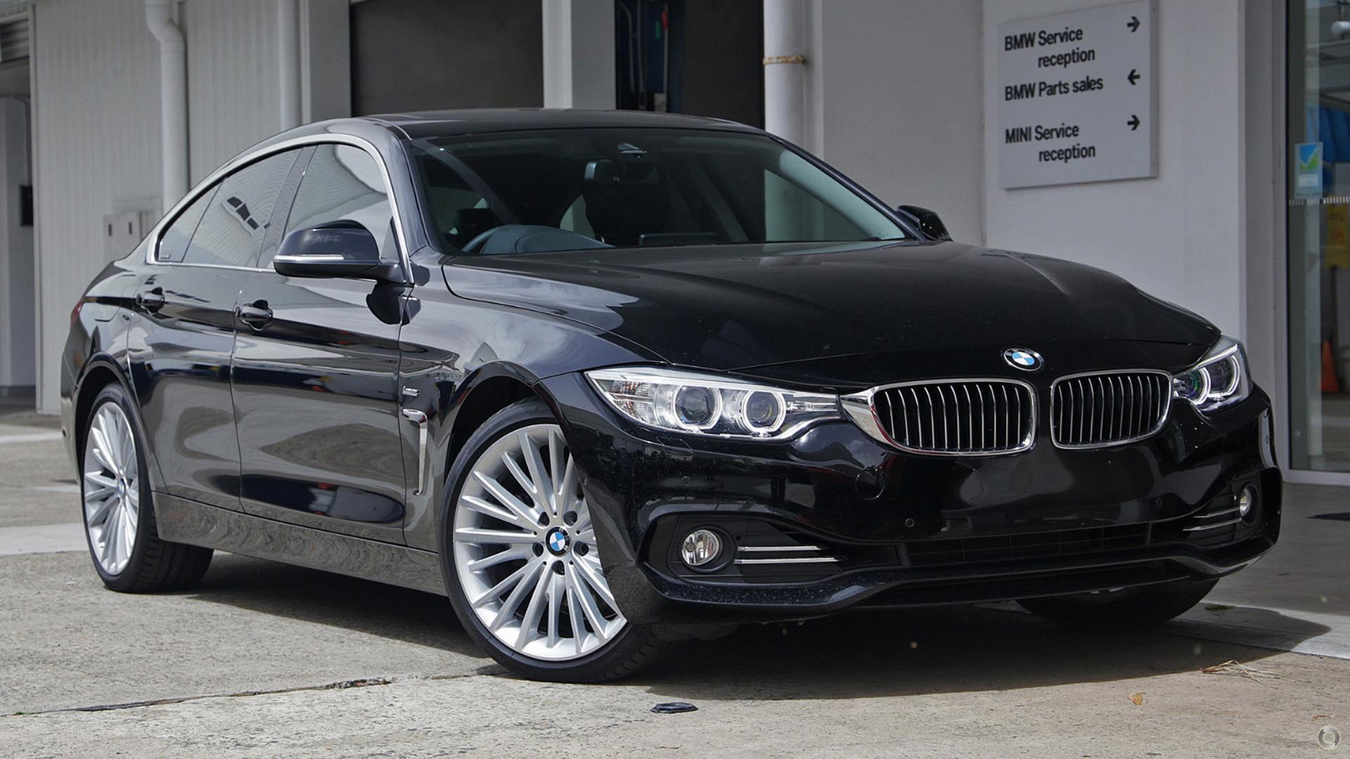2016 BMW 430i Luxury Line