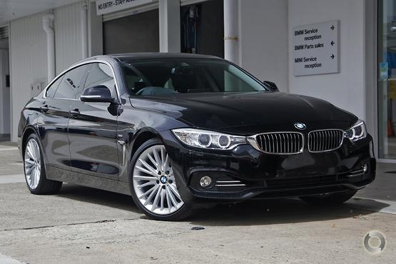 2016 BMW 430 i Luxury Line