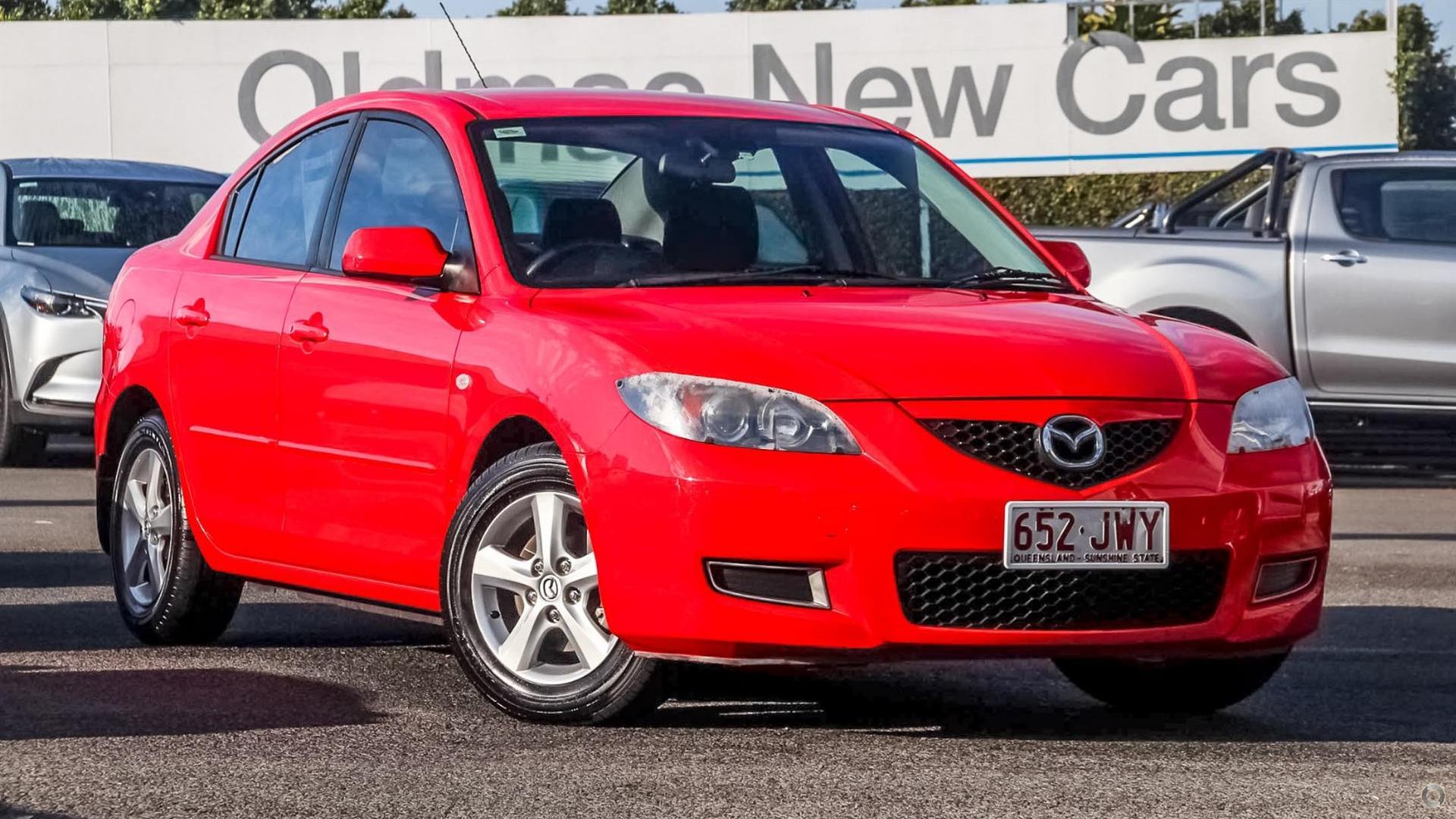 2006 Mazda 3 Maxx