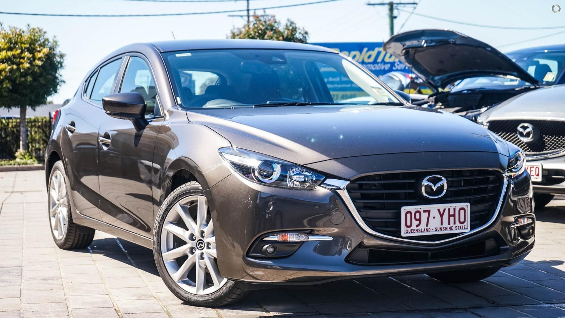 2018 Mazda 3 Sp25