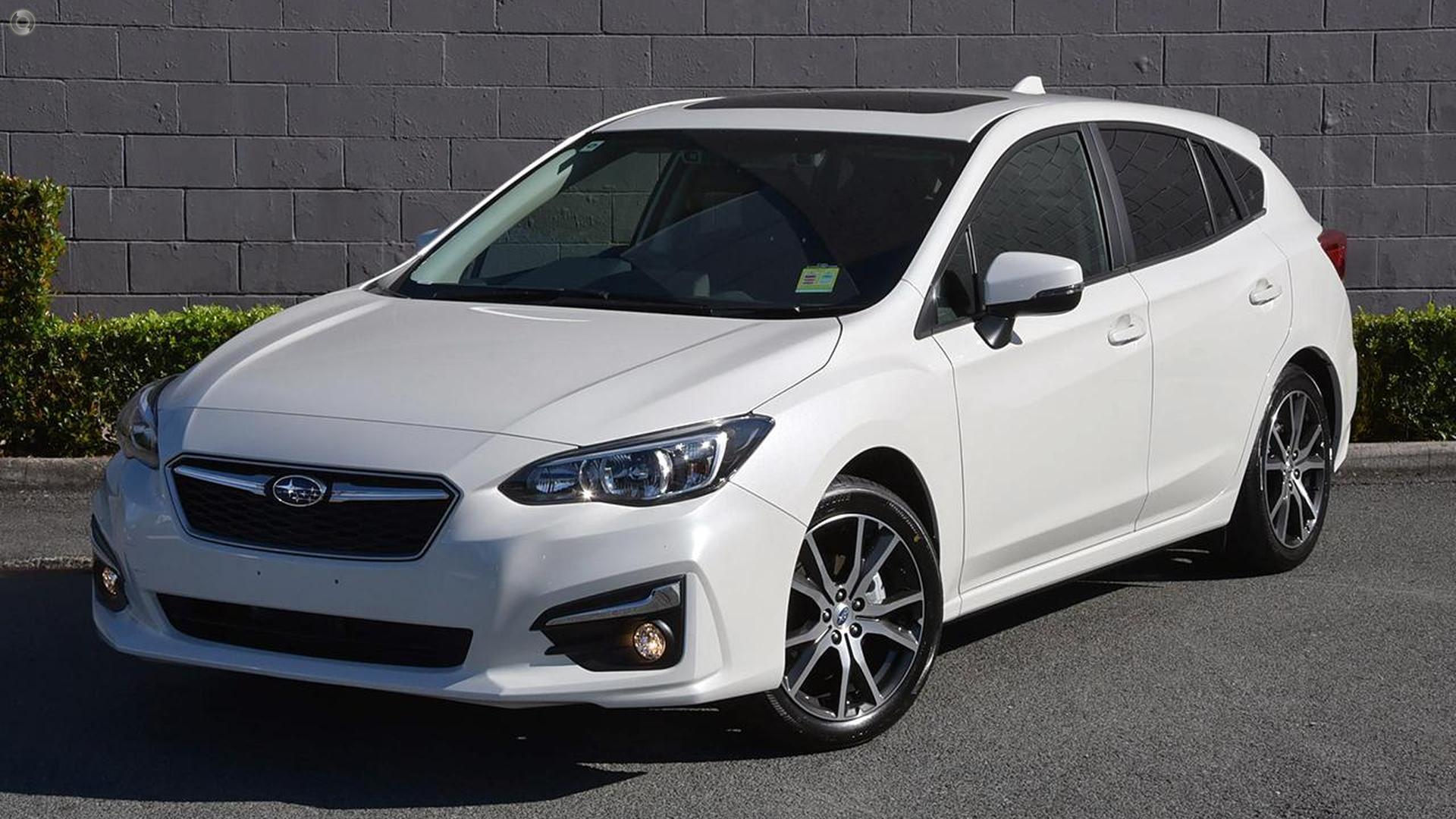 2017 Subaru Impreza G5
