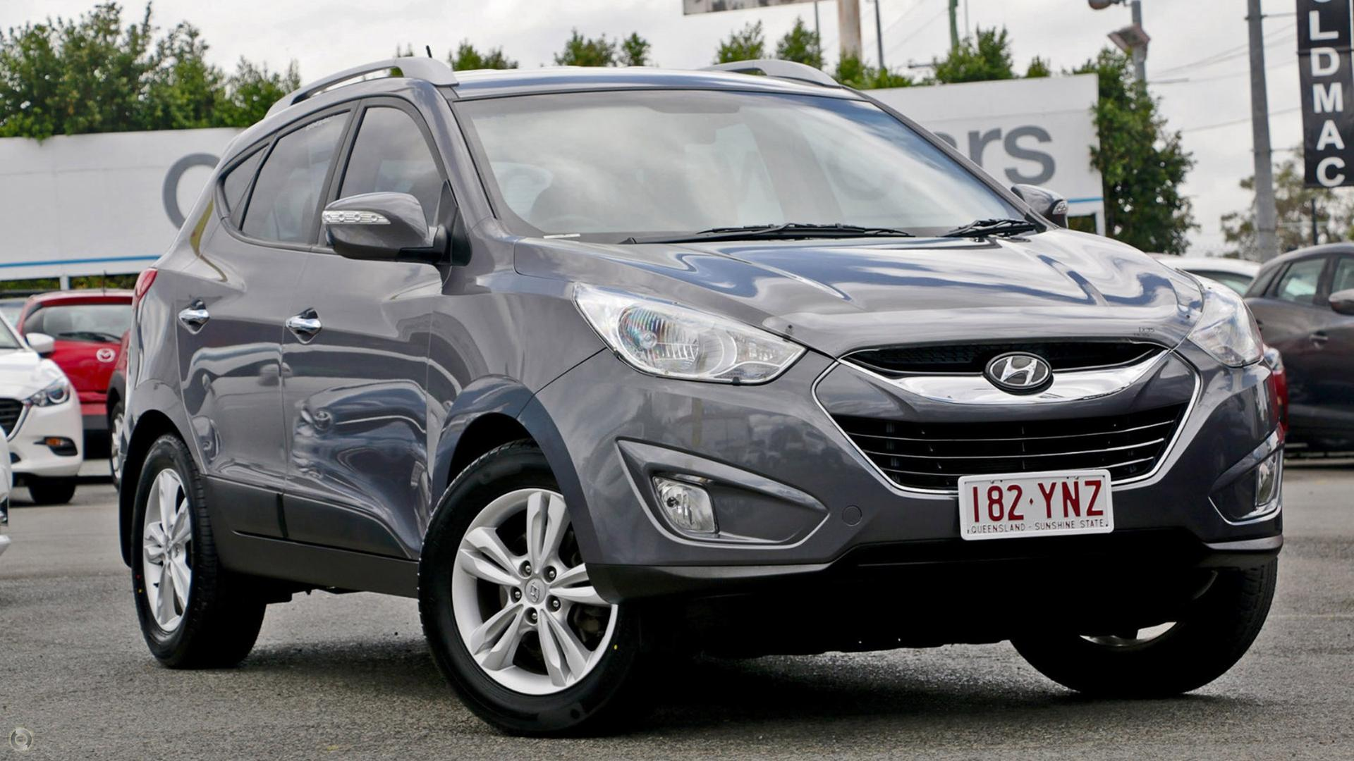 2012 Hyundai Ix35 Elite