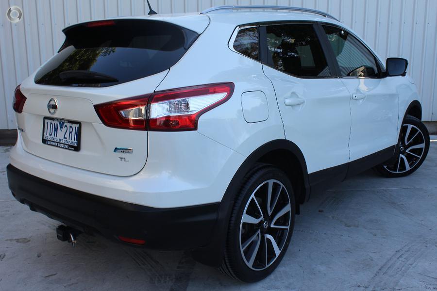 2015 Nissan Qashqai TL J11