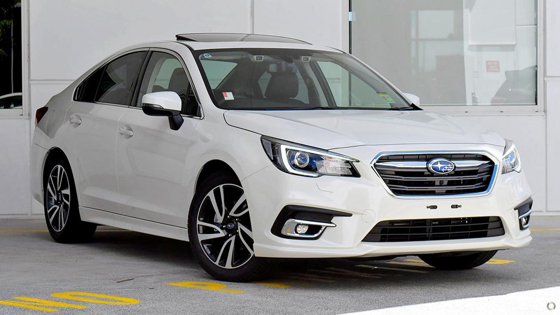 2018 Subaru Liberty 2.5i Premium