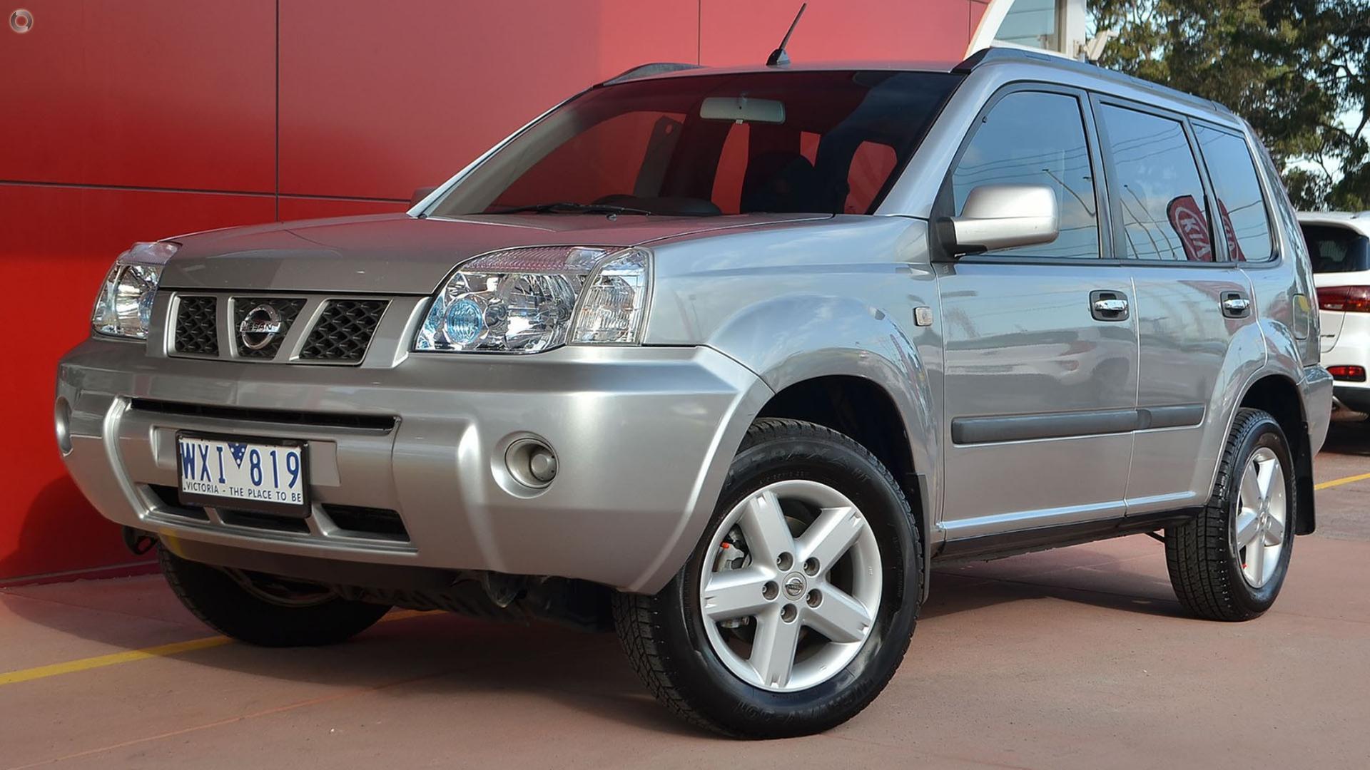 2007 Nissan X-Trail T30 II