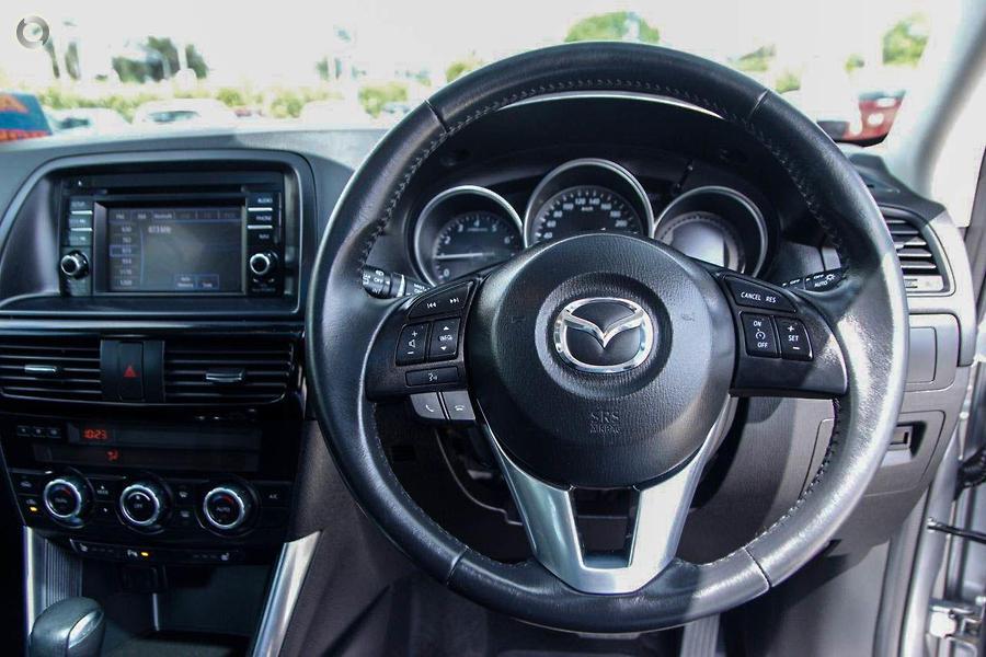 2014 Mazda Cx-5 Grand Touring KE Series