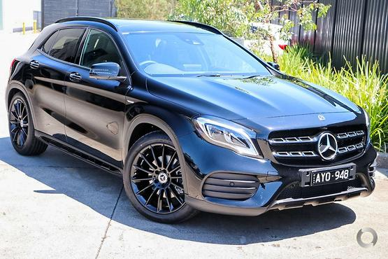 2018 Mercedes-Benz <br>GLA 250