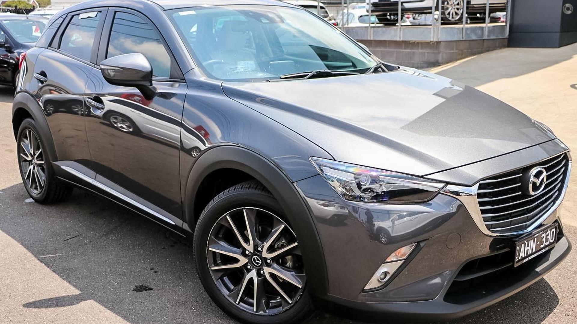 2016 Mazda Cx-3 DK