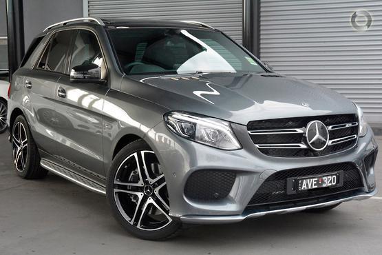 2017 Mercedes-Benz <br>GLE 43