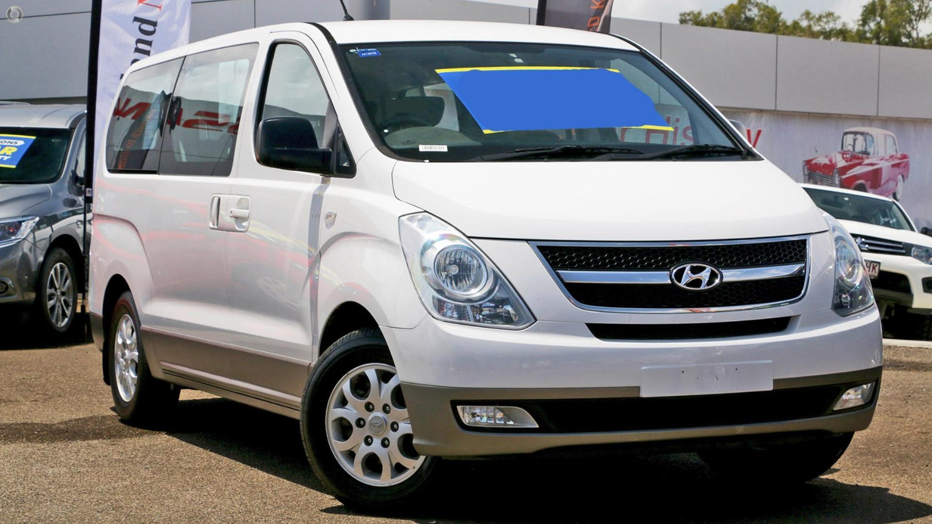 2014 Hyundai Imax  TQ-W