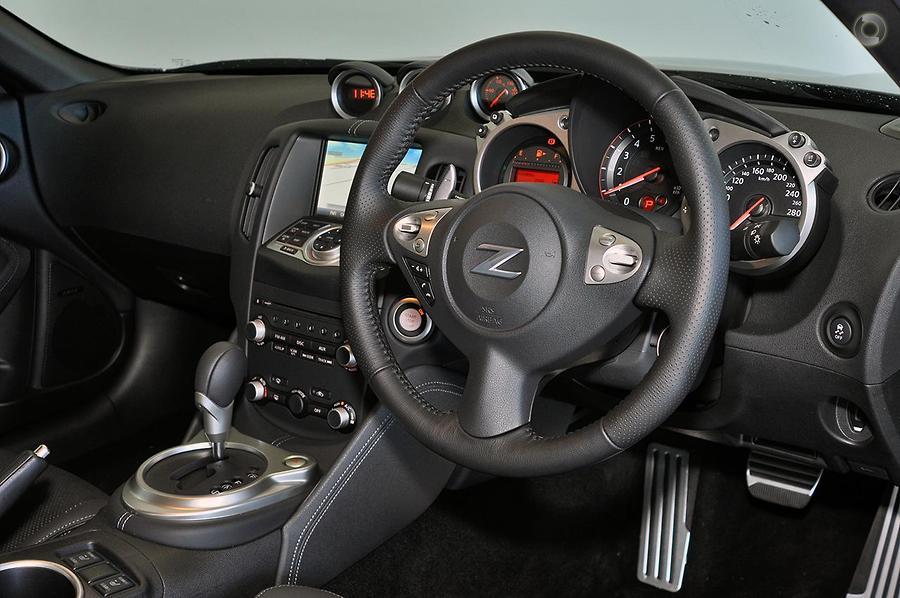 2016 Nissan 370z  Z34
