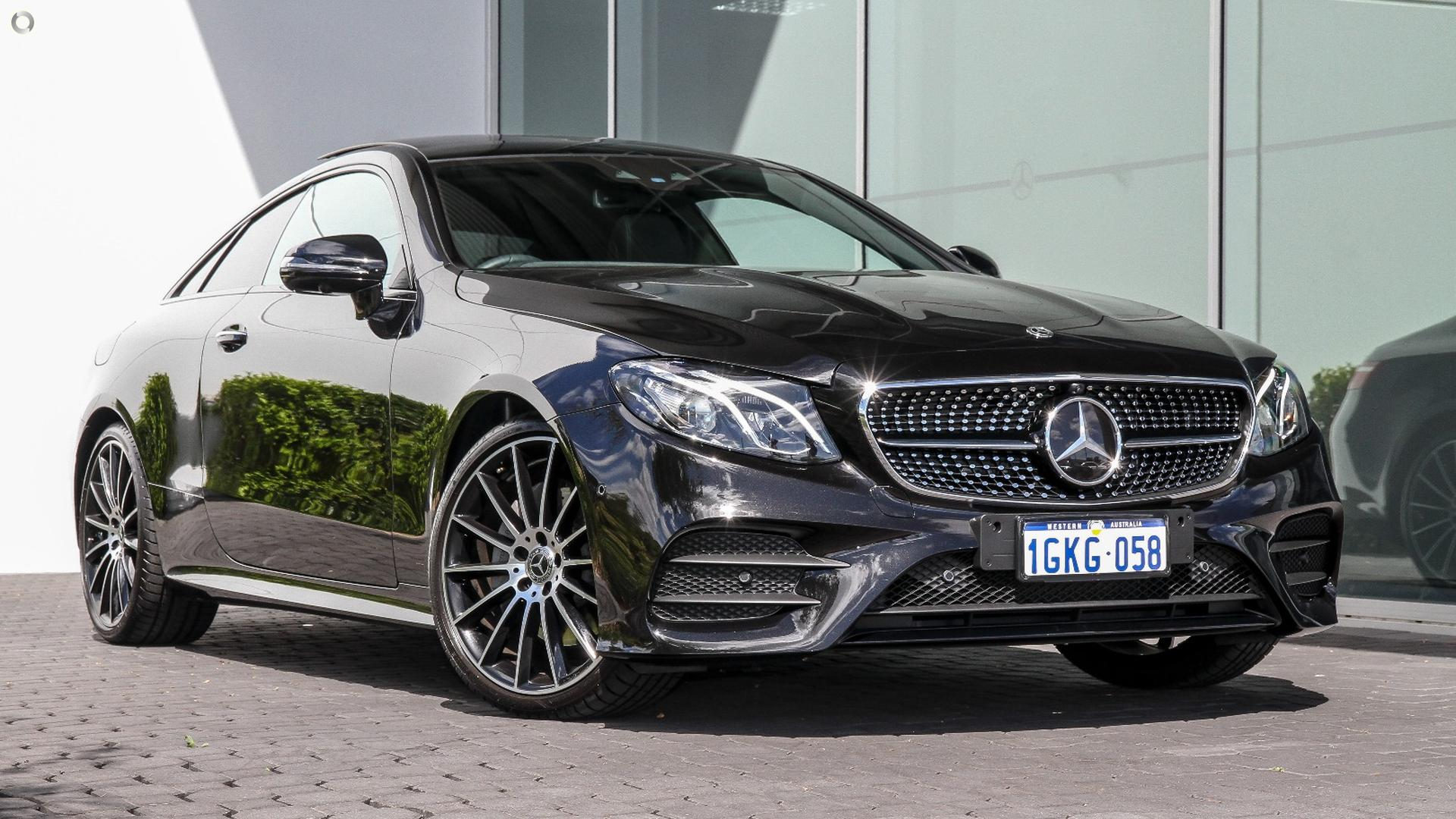 2017 Mercedes-Benz E 220 Coupe