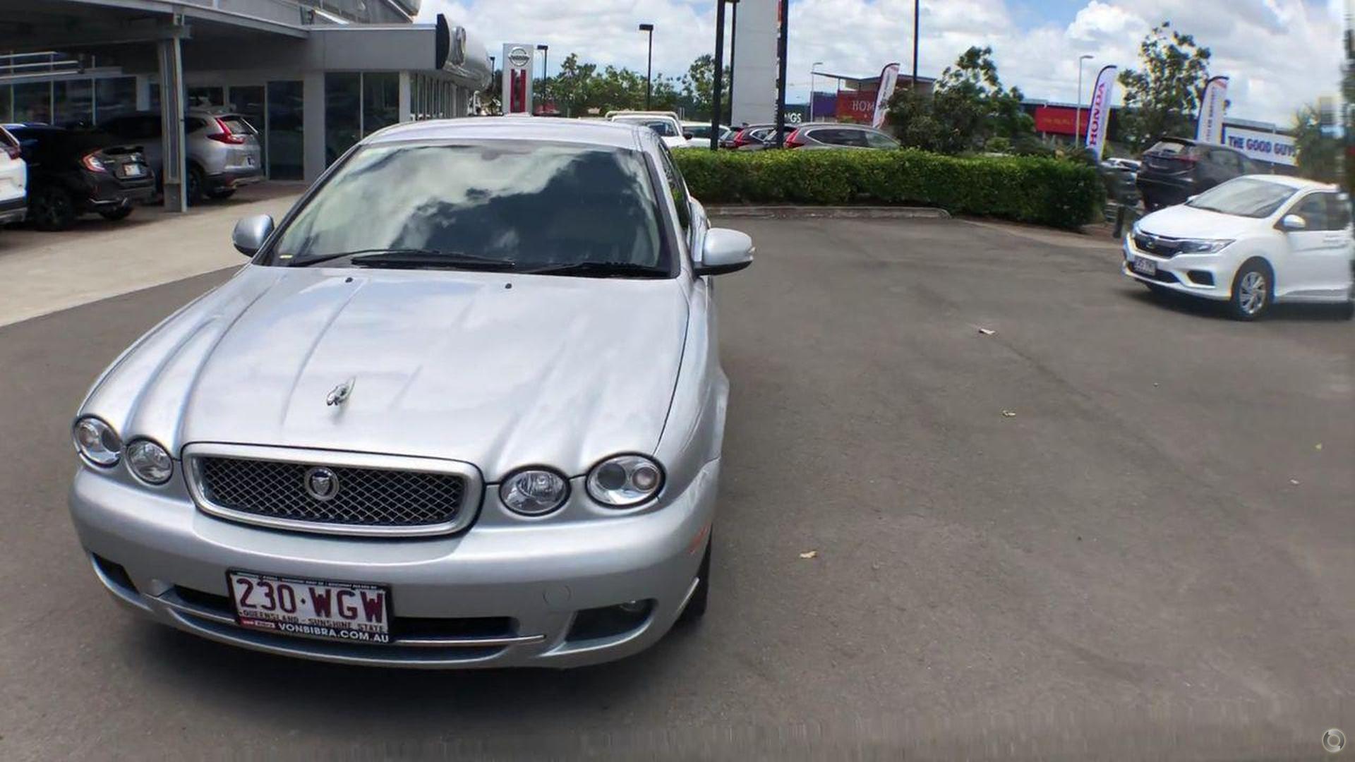 2008 Jaguar X-type LE X400