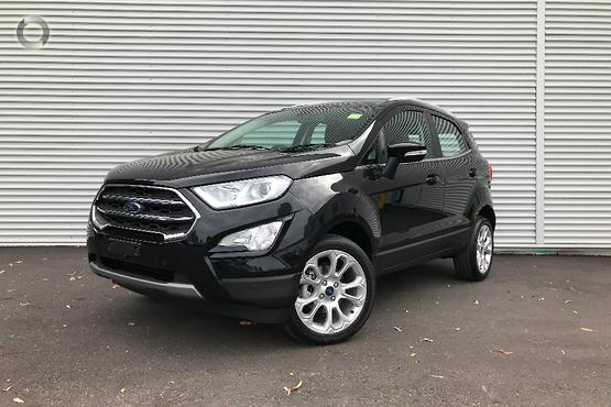 2017 Ford Ecosport Bl