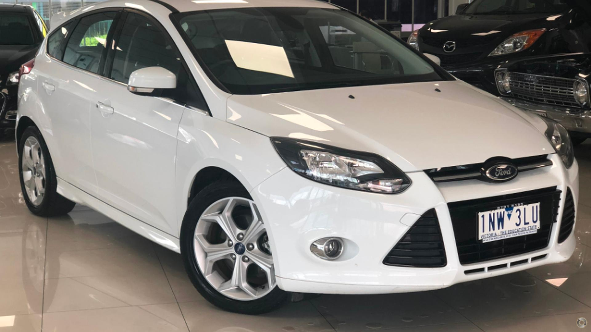 2015 Ford Focus Lw Mkii