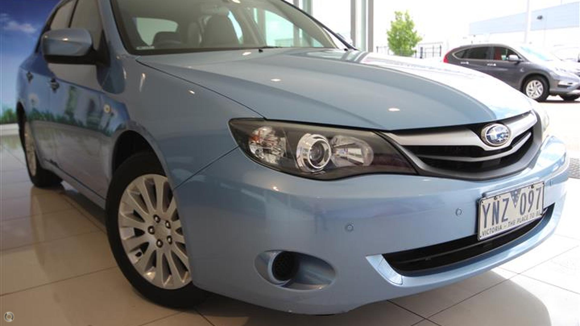 2011 Subaru Impreza G3