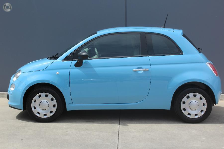 2014 Fiat 500 Pop Series 1
