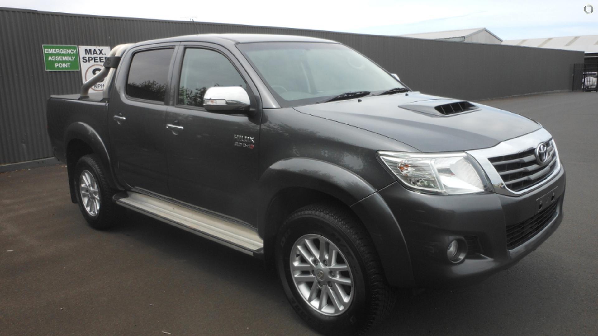 2015 Toyota Hilux KUN26R