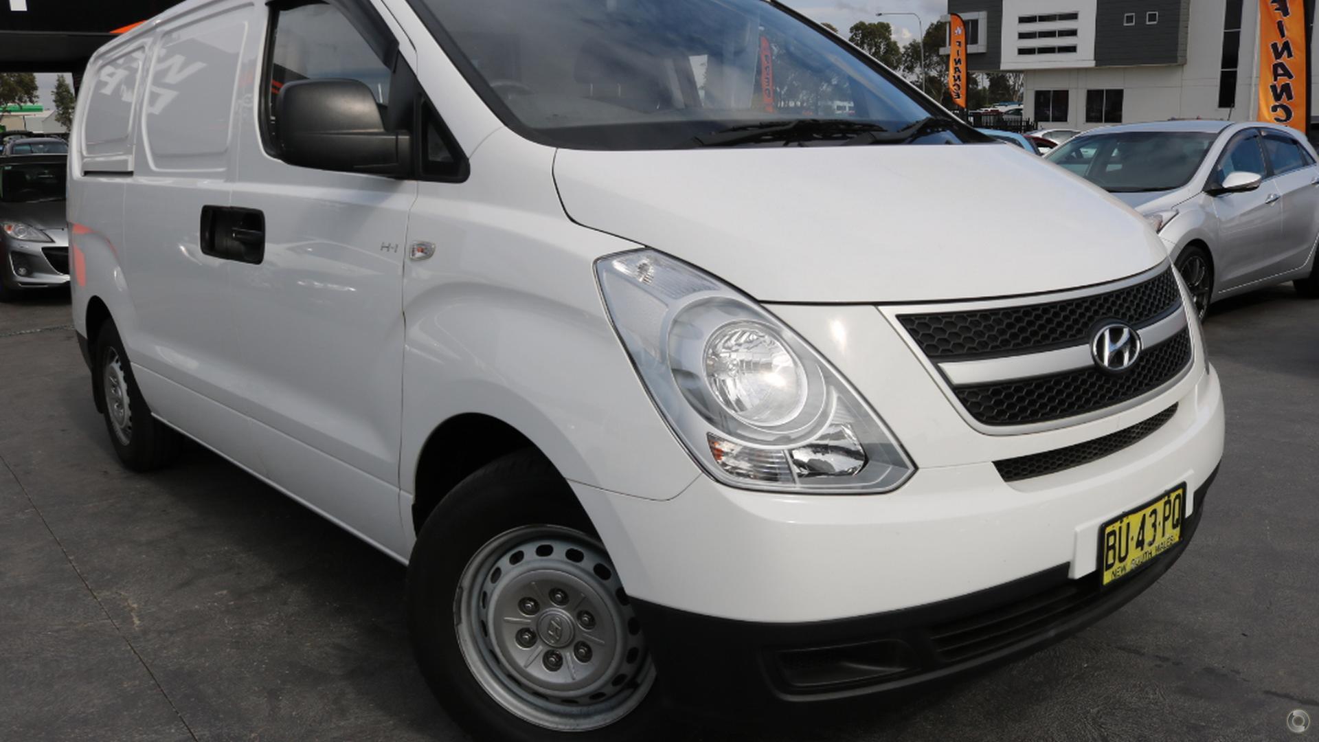2012 Hyundai Iload
