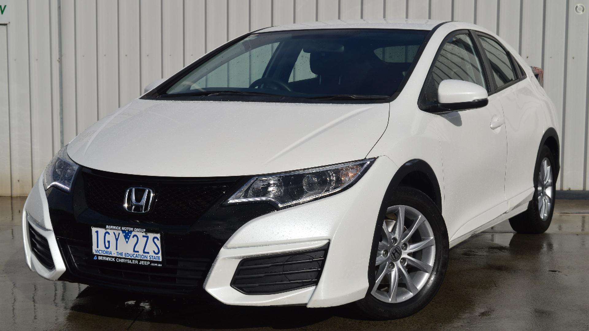 2016 Honda Civic VTi-S 9th Gen Ser II