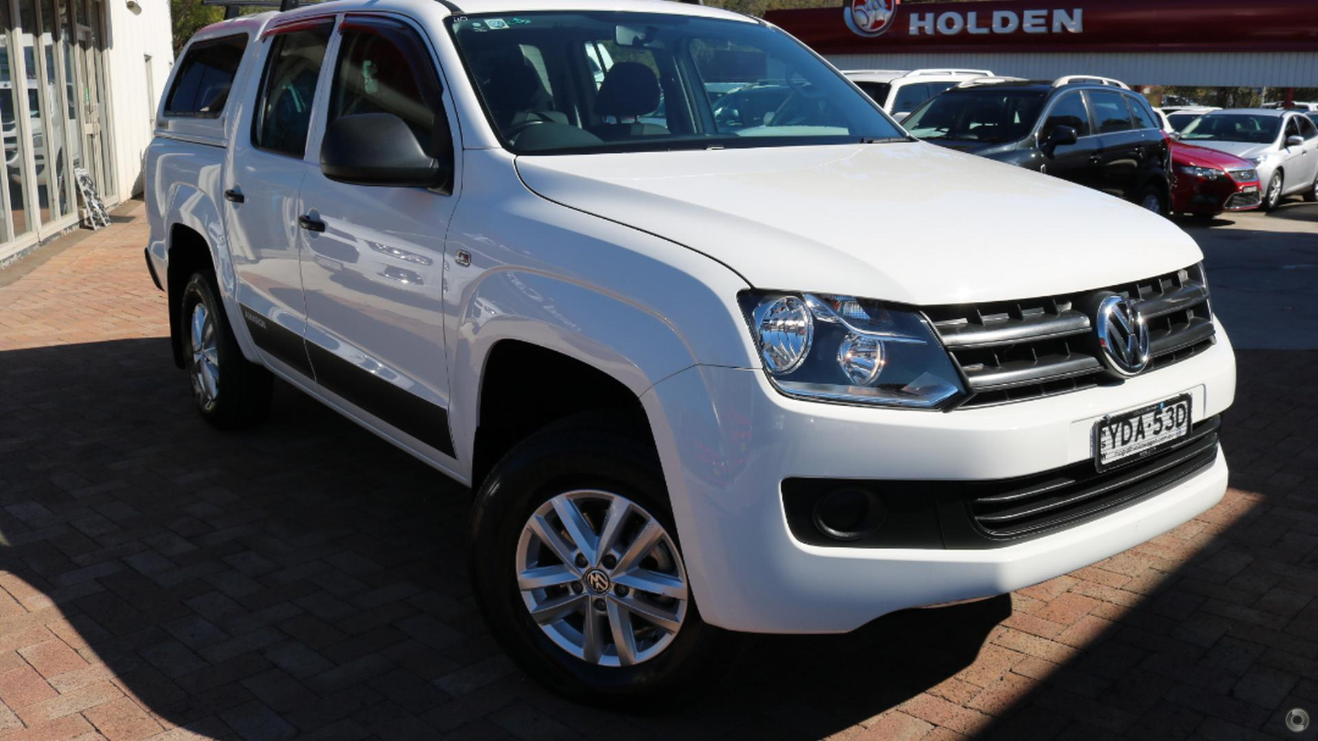 2015 Volkswagen Amarok 2H