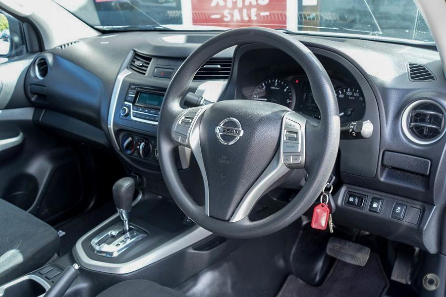 2016 Nissan Navara RX D23 Series 2