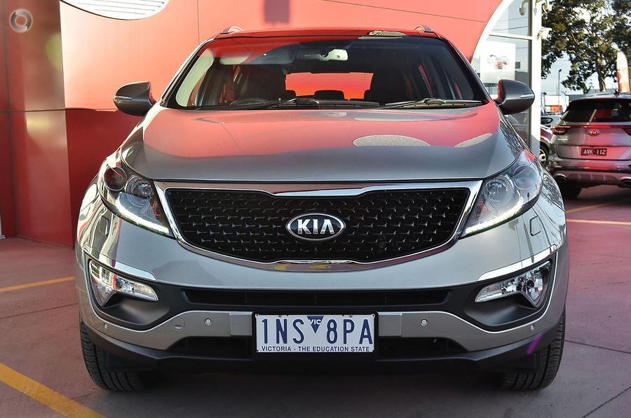 2014 Kia Sportage Platinum SL