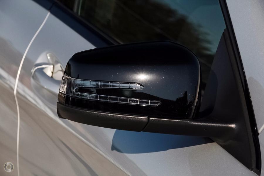 2014 Mercedes-Benz CLA 200 Coupe