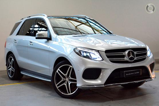 2015 Mercedes-Benz <br>GLE 350