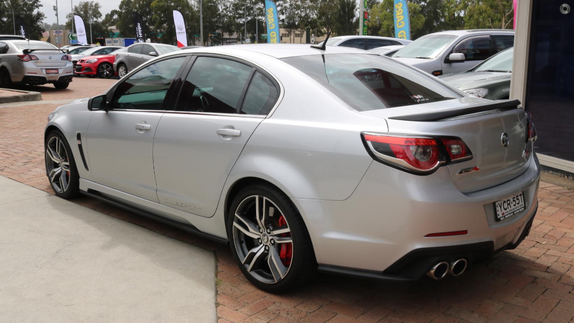 2015 Holden Special Vehicles Clubsport GEN-F2
