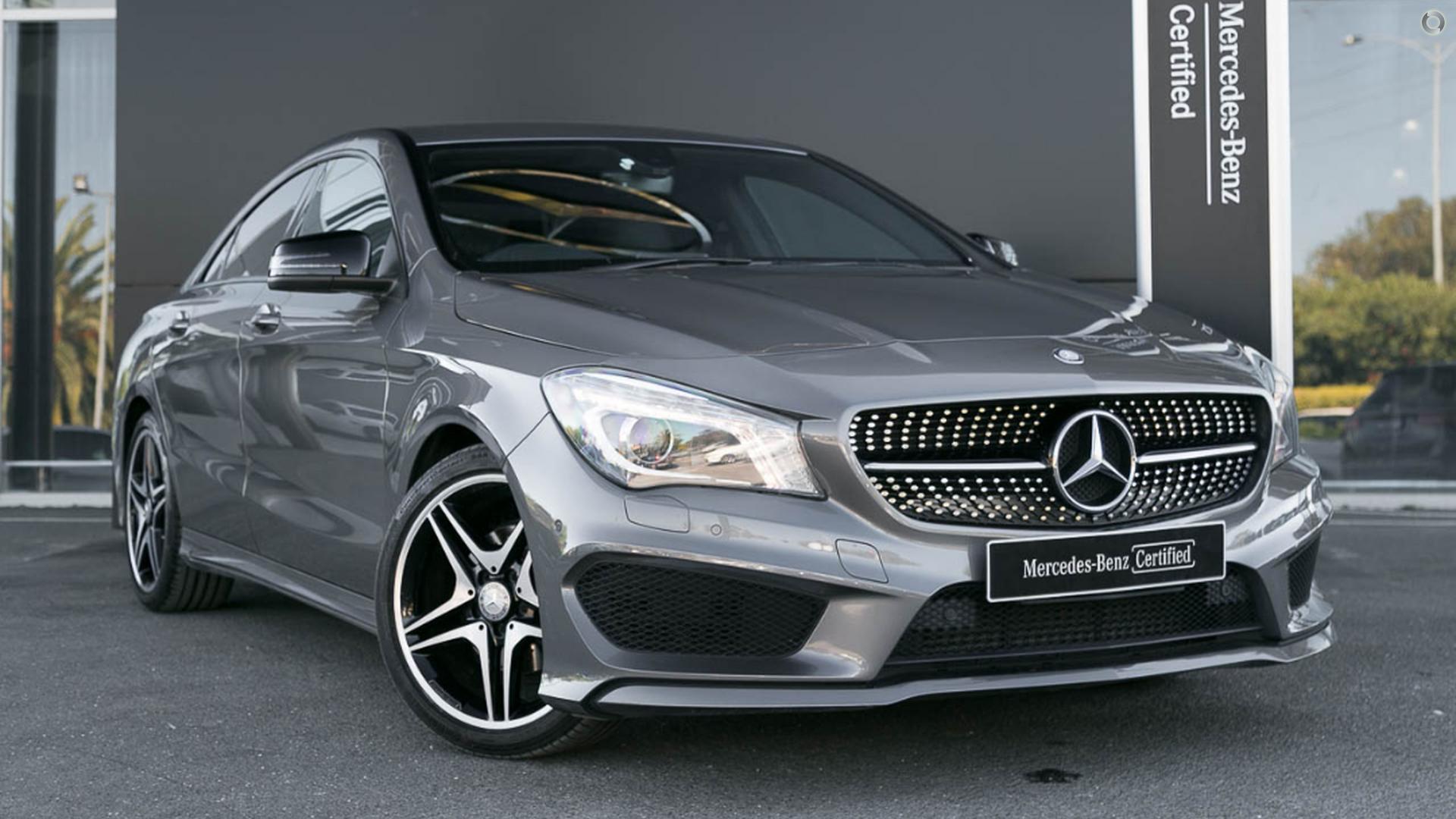 ... 2013 Mercedes Benz CLA 200 Coupe ...