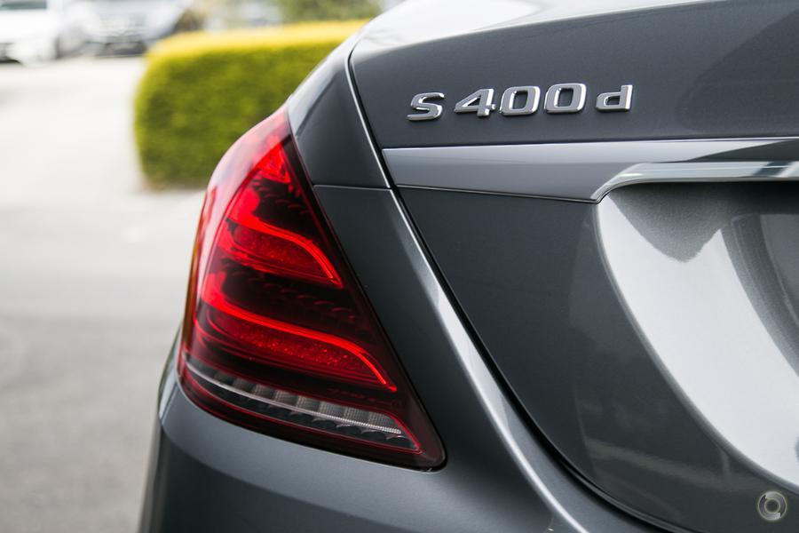 2018 Mercedes-Benz S 400 Sedan