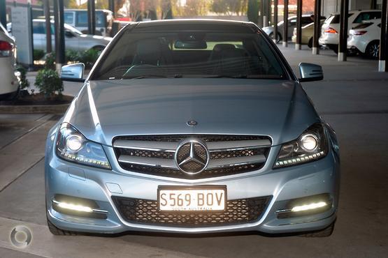 2012 Mercedes-Benz C 250 CDI