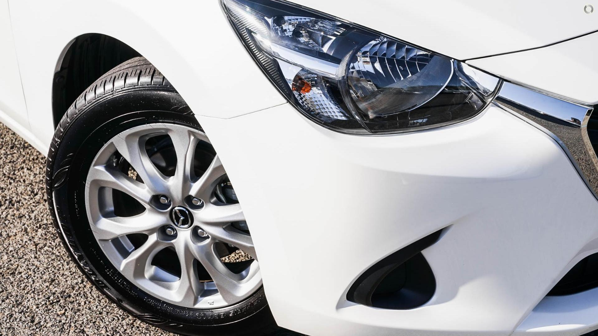 2017 Mazda 2 Maxx DL Series