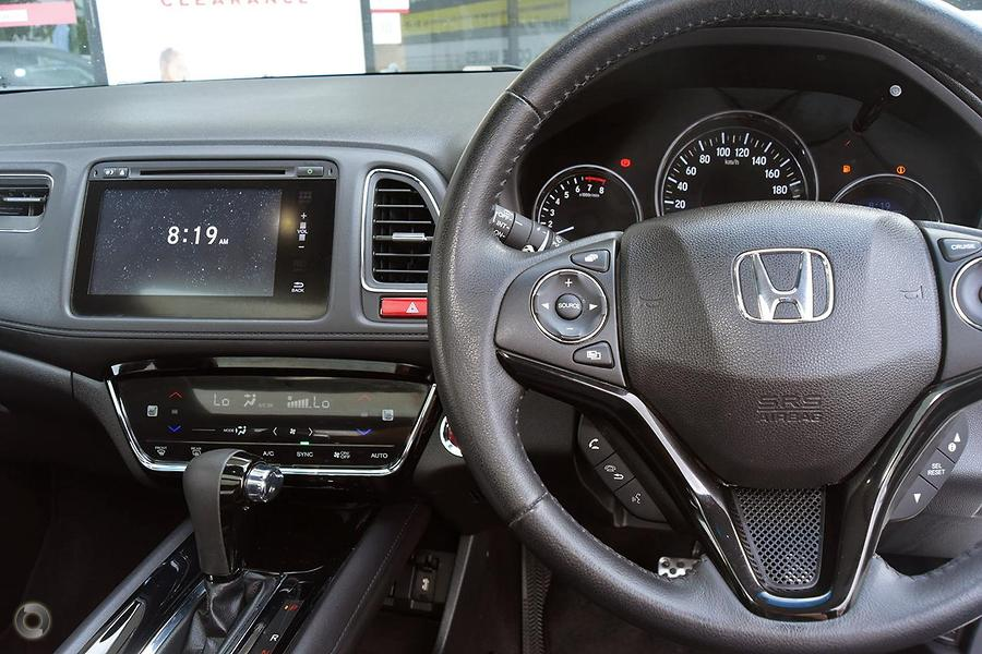 2015 Honda Hr-v VTi-L (No Series)