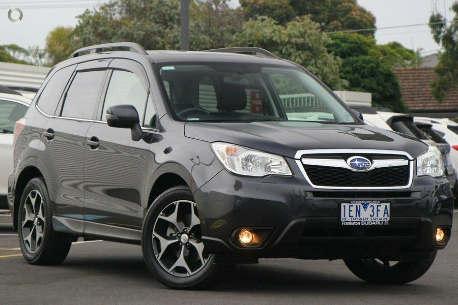 2015 Subaru Forester 2.0D-S S4