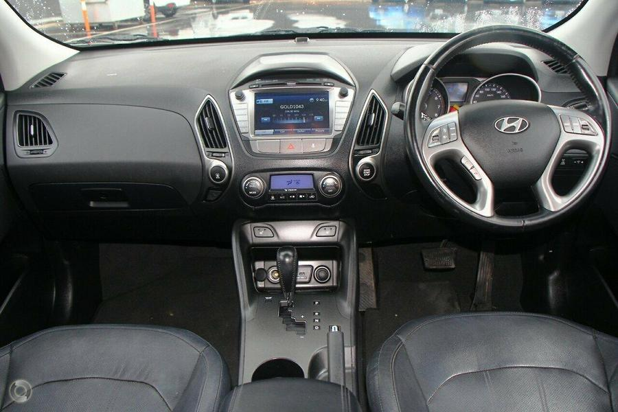 2013 Hyundai Ix35 Highlander LM2