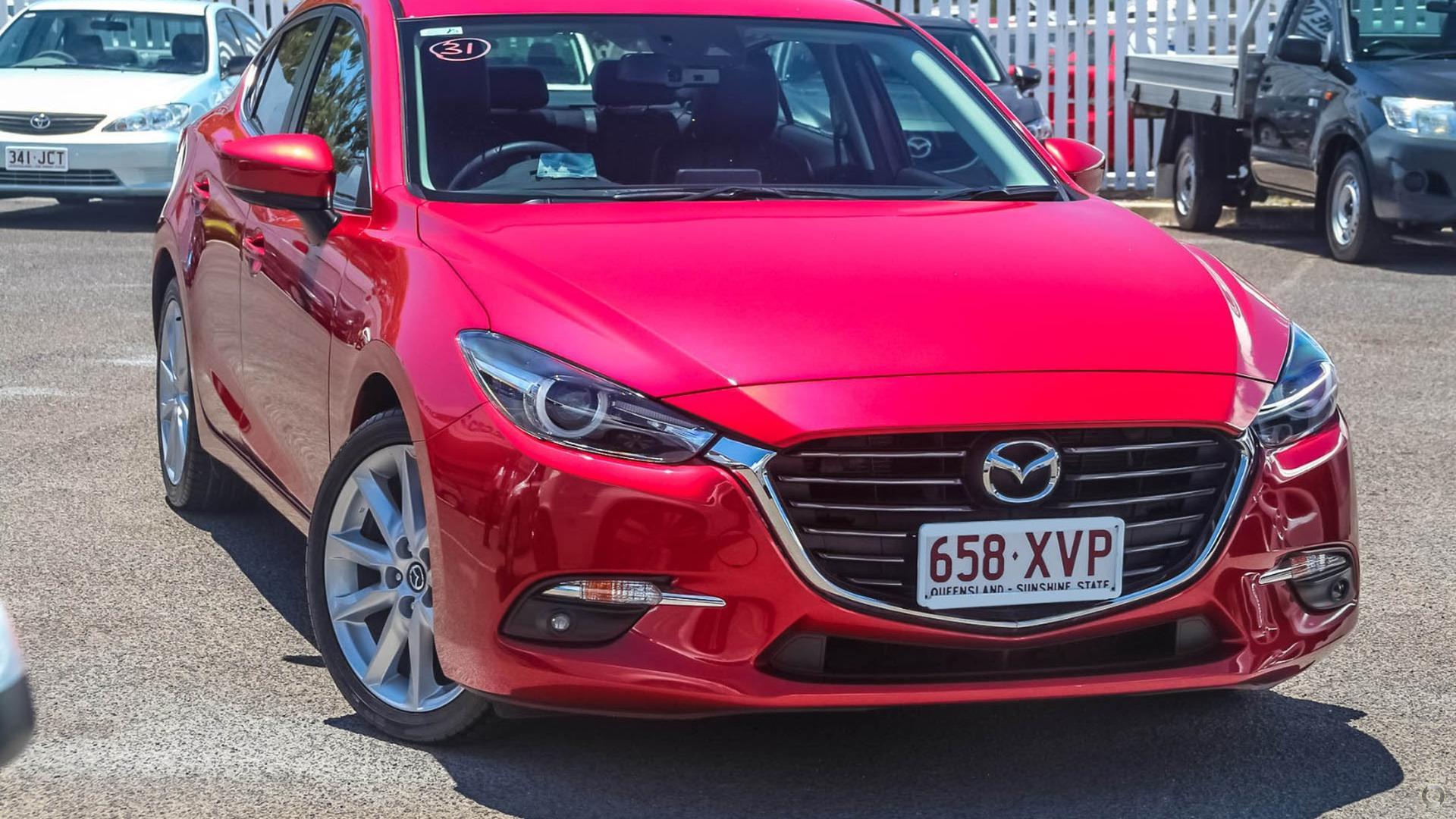 2016 Mazda 3 Sp25 Gt