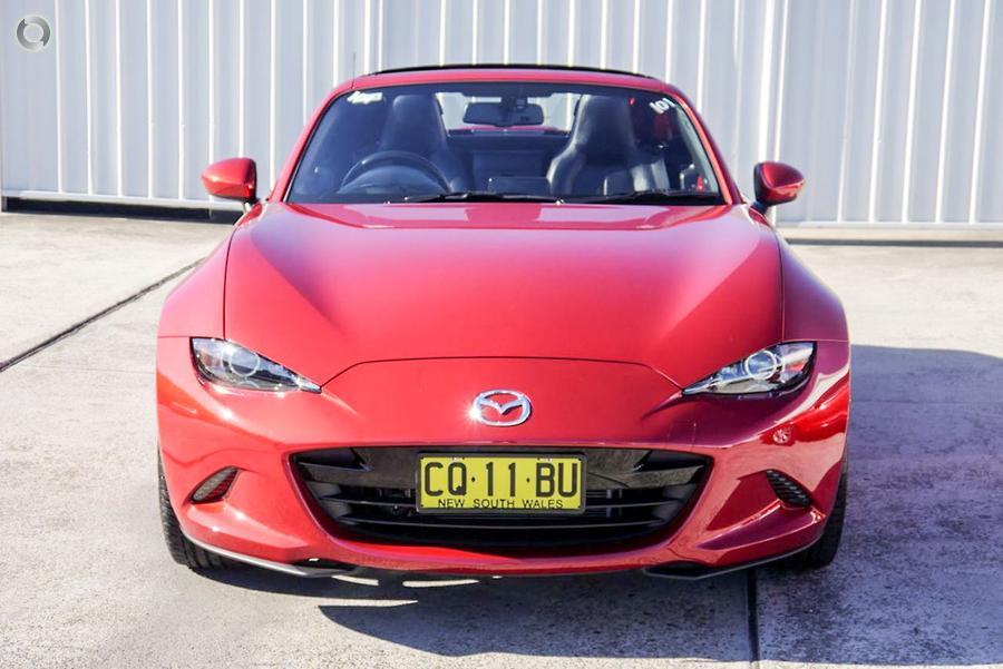 2017 Mazda Mx-5 GT ND