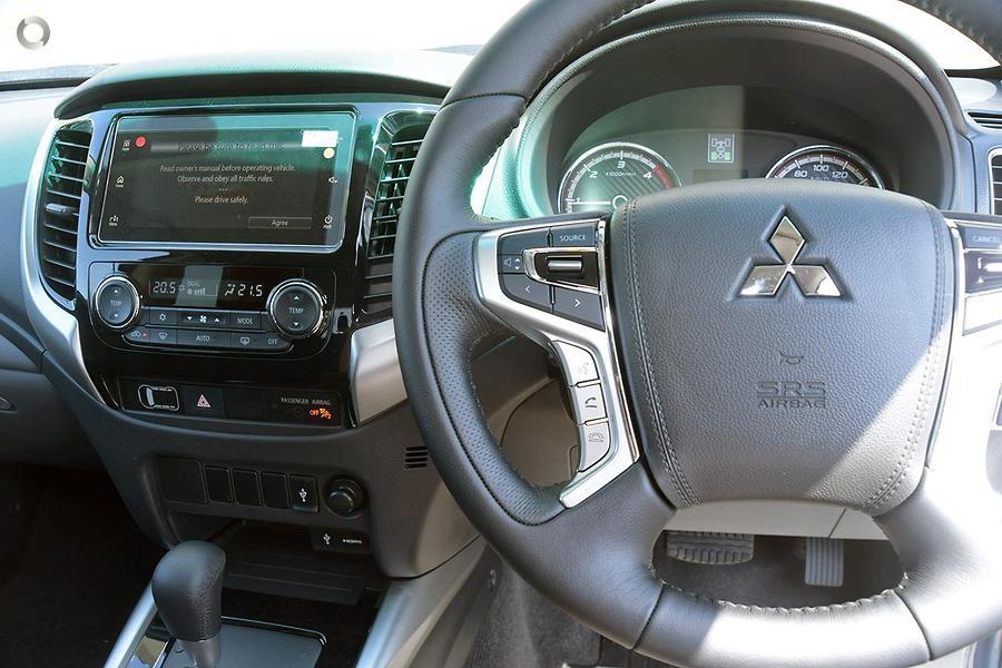 2018 Mitsubishi Triton GLS MQ