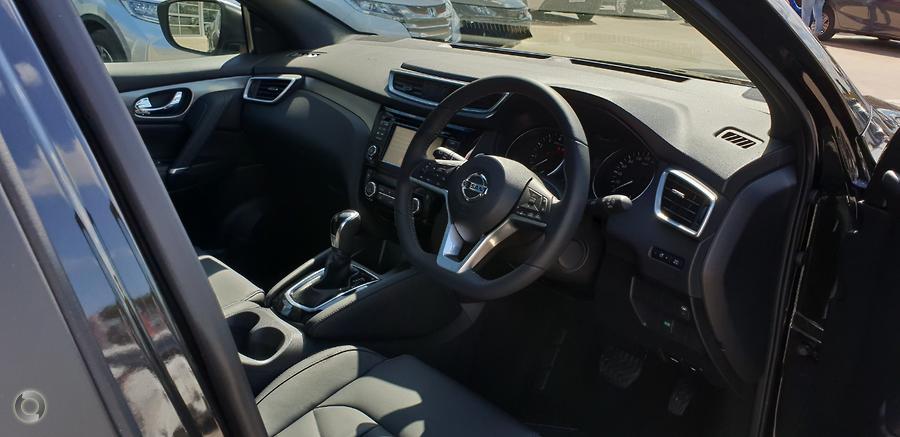2018 Nissan QASHQAI Ti