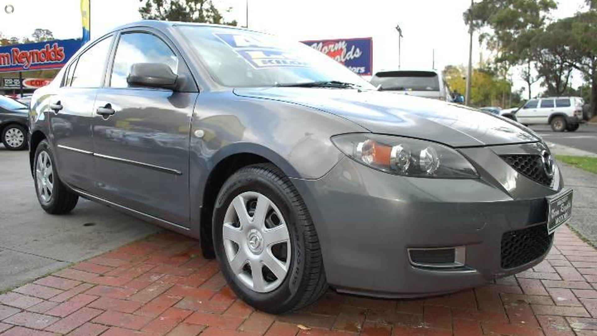 2007 Mazda 3 Bk Series 2