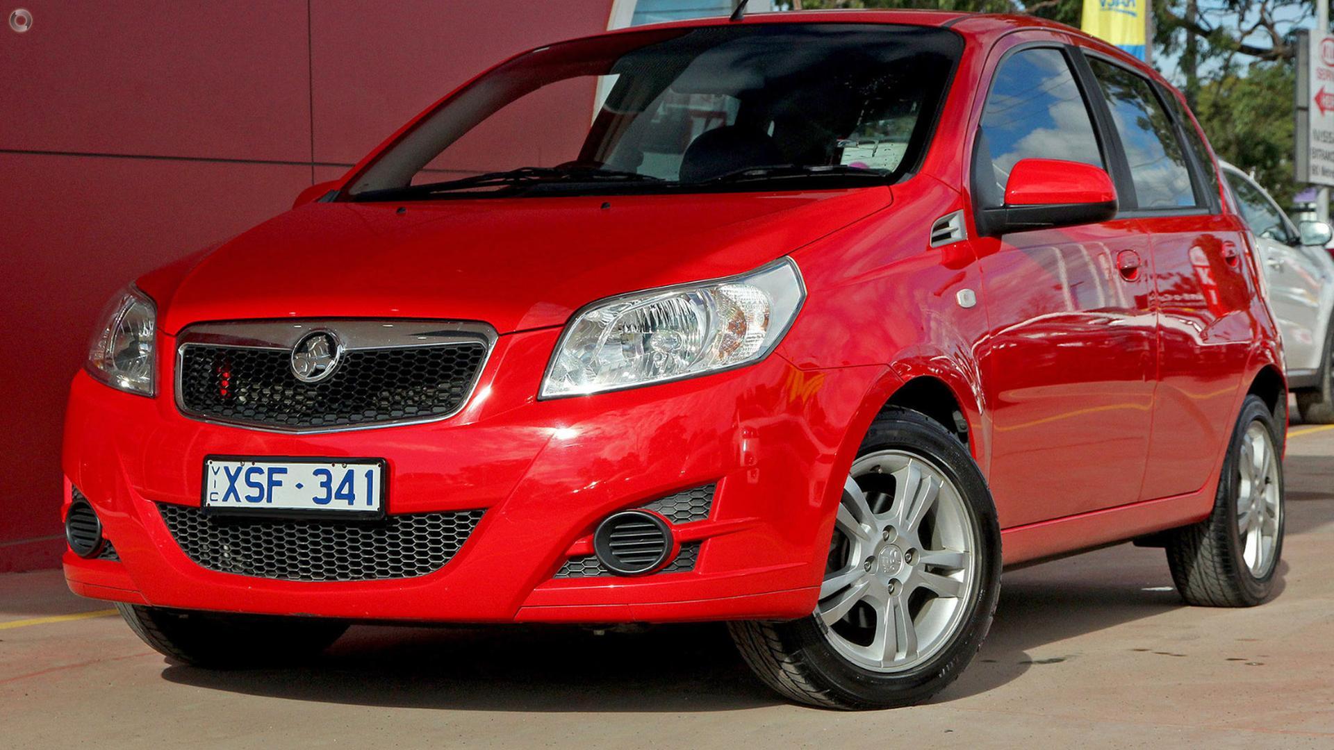2010 Holden Barina  TK